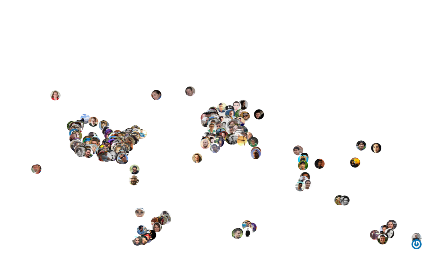 Automattic locations worldwide