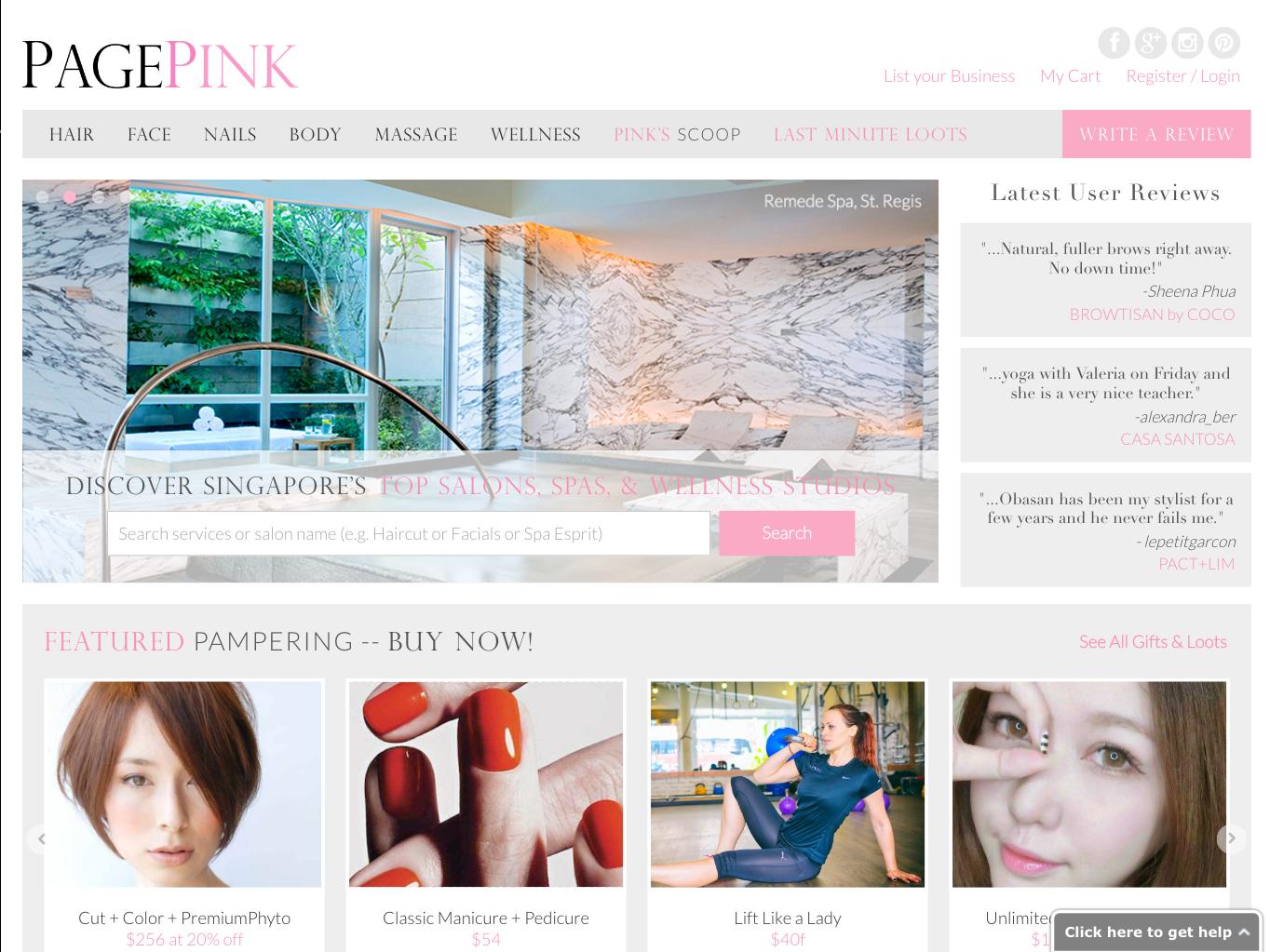pagepink.com